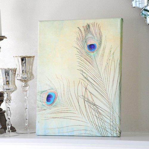 Peacock Canvas Masterpiece