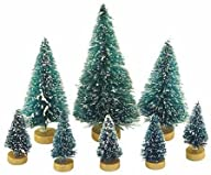 Assorted Size Mini Sisal Trees 32 Pcs…