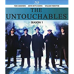 The Untouchables//Season 1 [Blu-ray]