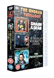 Shaun of the Dead/American Werewolf in London/The Frighteners [DVD] [2004]