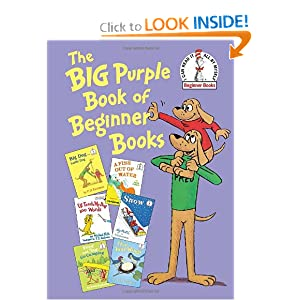 The Big Purple Book of Beginner Books (Beginner Books(R)) by P.D. Eastman, Peter Eastman, Helen Palmer and Michael Frith