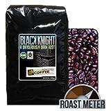 Black Knight Dark Roast OFT, Dark Roast Coffee Beans