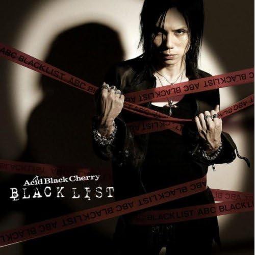 「Black Cherry」が入っているアルバム BLACK LIST(DVD付A)をAmazonでチェック!