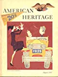 img - for American Heritage: The Magazine of History, August 1965, Volume XVI Number 5 book / textbook / text book