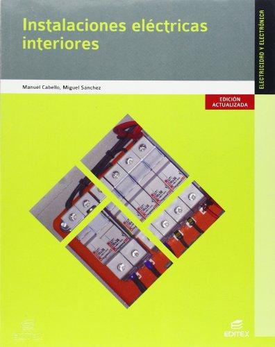 INSTALACIONES ELECTRICAS INTERIORES  descarga pdf epub mobi fb2