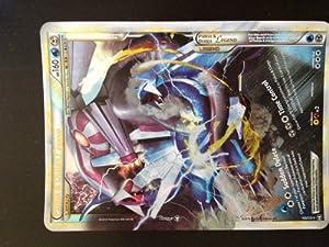 Dialga & Palkia Legend JUMBO OVERSIZED pokemon card