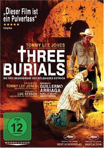 Three Burials - Die drei Begräbnisse des Melquiades Estrada