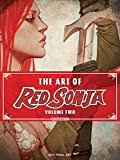 img - for Art of Red Sonja Volume 2 book / textbook / text book