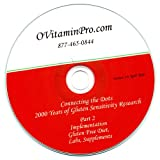 Gluten Sensitivity Educational CD Part 2 ~ OVP Education