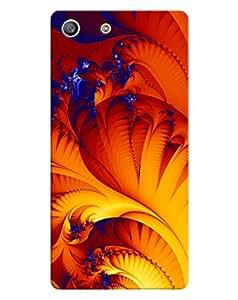 FurnishFantasy 3D Printed Designer Back Case Cover for Sony Xperia M5,Sony Xperia M5 Dual