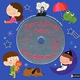 Comptines pour s'endormir: Avec un CD de 12 comptines interprétées par Rémi