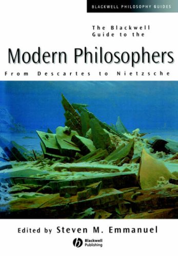 Steven M. Emmanuel, ed., The Blackwell Guide to Modern Philosophers