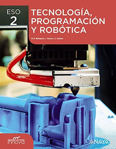 Tecnología, Programación y Robótica 2. (Aprender es crecer innova)