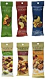 Sahale Snacks All Natural Nut Blends Grab And Go Variety Pack (1.5 oz x 12 Packs)