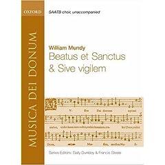 Beatus Et Sanctus and Sive Vigilem (Musica Deidonum)