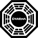 "2"" Dharma Initiative Lost High Quality Decal Sticker Trailer Truck Car Tv Show"