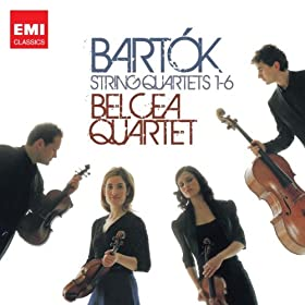 Bart�k: String Quartets 1-6 [+digital booklet]