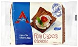 Atkins Wheat & Rye Crackers 100gm (Pack of 4)