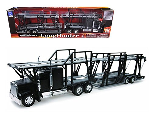 Freightliner Classic XL Car Hauler 1:32 Scale Diecast Truck Model (Classic Cars Models compare prices)