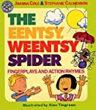 img - for The Eentsy Weentsy Spider( Fingerplays and Action Rhymes)[EENTSY WEENTSY SPIDER][Paperback] book / textbook / text book