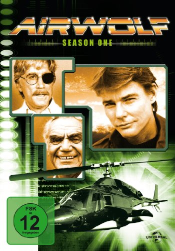 Airwolf - Season 1 [3 DVDs]
