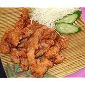 からあげ手造りブレンド味付け鶏もも肉【ぶっちゃー手造り】(500g)