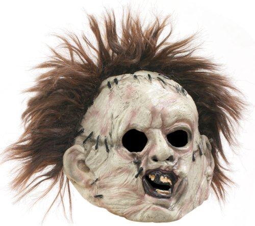 Kid's Leatherface Costume Mask