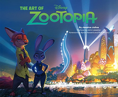 Download The Art of Zootopia