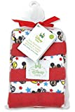 Mickey Mouse Terrycloth Washcloths