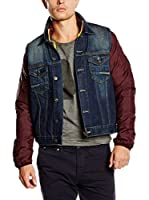 Meltin Pot Chaqueta Jenso (Denim / Teja)