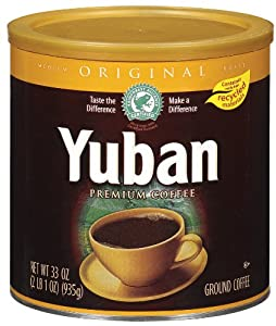 yuban coffee Find out more about the yuban traditional coffee, including ratings, performance, and pricing from consumer reports.