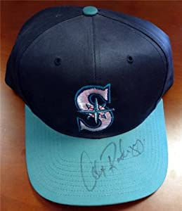 Alex Rodriguez Autographed Hand Signed Seattle Mariners Hat PSA DNA #V56355 by Hall of Fame Memorabilia