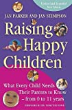 Raising Happy Children: What Every Child Needs Their Parents to Know - From 0 to 11 Years   [RAISING HAPPY CHILDREN REV] [Paperback]