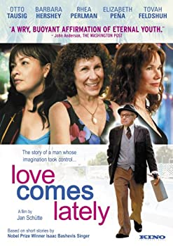 "Cover of ""Love Comes Lately"""