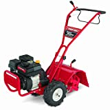Troy Bilt 21D-65M7766 Power More Super-Bronco Counter Rotating Gas Powered Rear Tine Tiller, 208cc