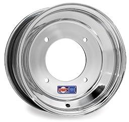 Douglas Wheel Blue Label Wheel - 10x5 - 3+2 Offset - 4/144 , Wheel Rim Size: 10x5, Bolt Pattern: 4/144, Rim Offset: 3+2, Color: Aluminum, Position: Front/Rear 011-03