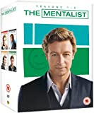 The Mentalist - Season 1-4 [DVD] [2012]