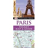 DK Eyewitness Pocket Map and Guide: Parisby Collectif