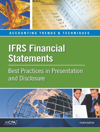 IFRS Financial Statements -- Best Practices in Presentation and Disclosure 2012-2013