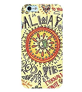 Apple iPhone 6 PLUS MULTICOLOR PRINTED BACK COVER FROM GADGET LOOKS