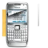 Fone-Case Nokia E71 Ultra Transparent LCD Screen Protector Guard & Micro Fibre Cleaning Cloth