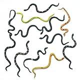 "MICHLEY Serpents Vinyl Figures - Pack de 12 5.5 ""..."