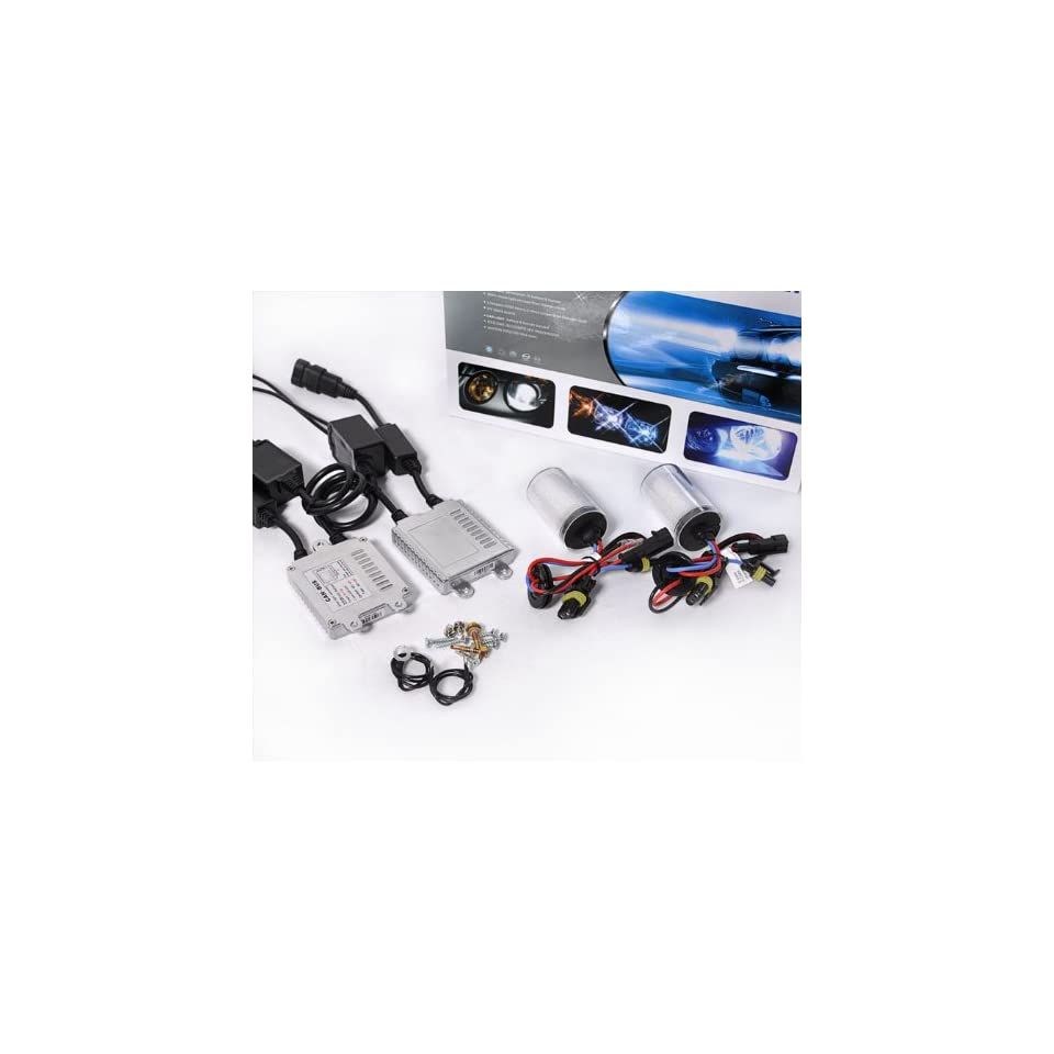 High Quality Can Bus Car AC HID Xenon Light Ballast Kit Slim Decode 12V 35W H7 5000K