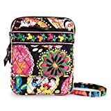 Disney Vera Bradley Midnight with Mickey Mini Hipster Bag