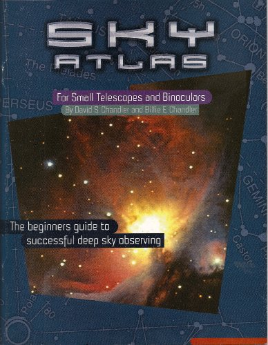 Sky Atlas For Small Telescopes And Binoculars