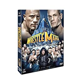 WWE: WrestleMania XXIX