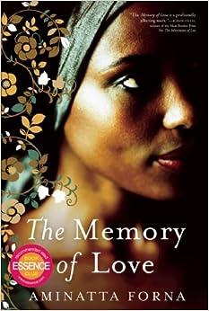 The memory of love book