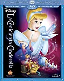 Cinderella(Two-Disc Diamond Edition Blu-ray/DVD Combo in Blu-ray Packaging) (Spanish Version)