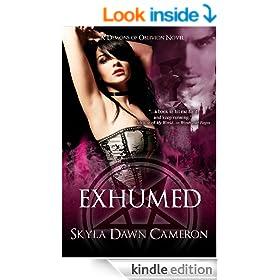 Exhumed (Demons of Oblivion Book 4)