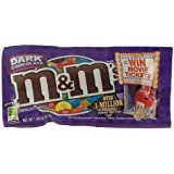 M&M Chocolate Candies Dark Chocolate 47.9g